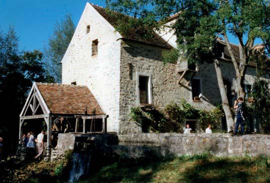 Moulin de Choiseau - photo S. Mary