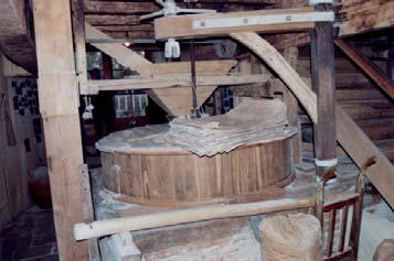 Moulin de St Géraud - photo S. Mary