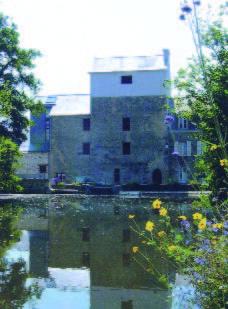 Moulin du Pont de Daoulas photo JM.Douziech