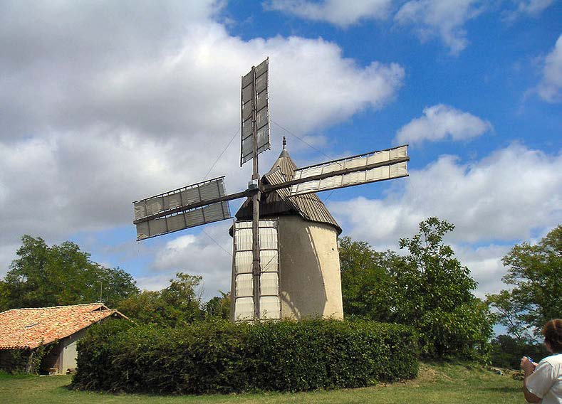 Moulin de Brignemont - Photo wikipédia