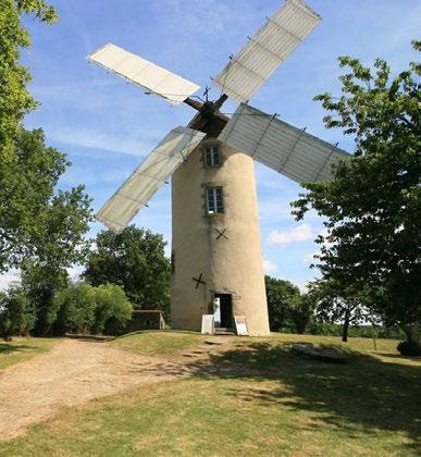 Moulin de Bel Air - Cliché Fondation du Patrimoine