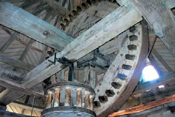 Moulin de NOUAN - Sept 2007. Photo Benoit Chezal