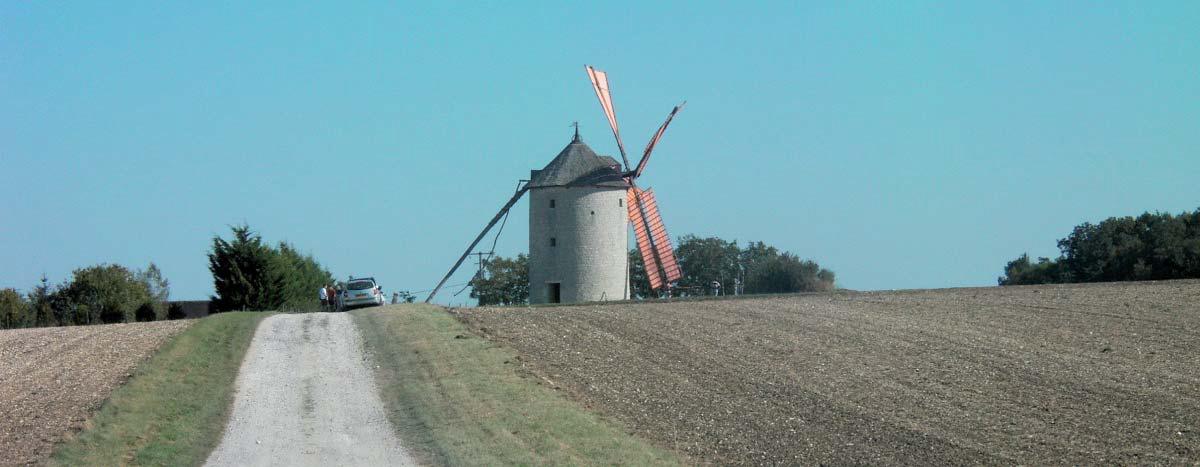 Moulin de NOUAN - Sept 2007. Photo Benoit Chezal.