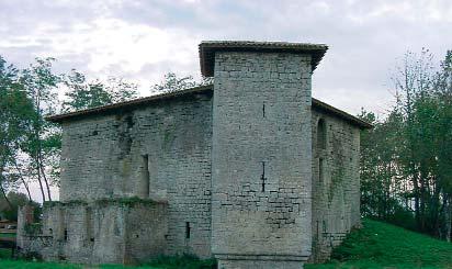 Moulin de Piis après rénovation - photo D.R.