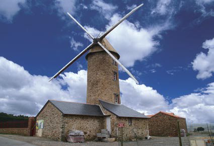 Grand Moulin des Places - Photo E. Charpentier