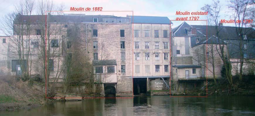 Moulin de la Plaine - photo C.Perre