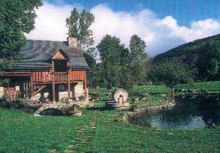 Moulin de Saoussas - photo D.R.