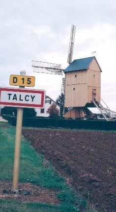 Moulin de Talcy - photo A.Duval