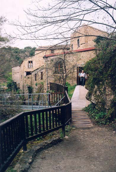 Moulin de Brousses et Villaret (Photo E.Charpentier)