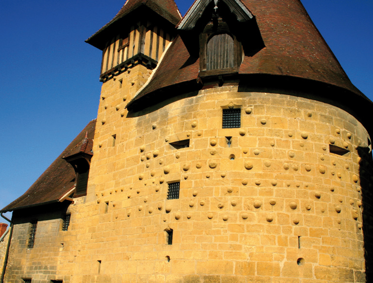 Tour du Moulin, Sud-Est, Photo A. Allier