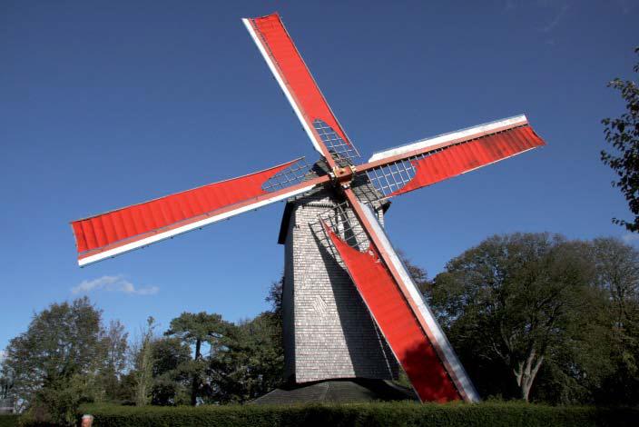Moulin de Cassel. Casteel Meulen