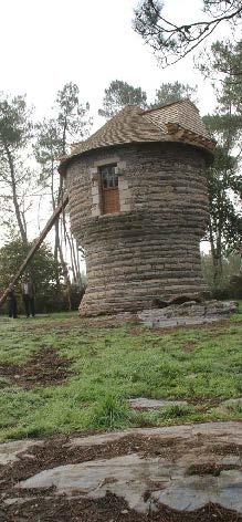 Moulin de la Vieille Ville. Photo D. charpentier