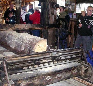Musée du bois - Scierie Haut Fer du Rupt de Bâmont