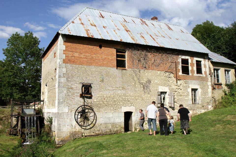 Moulin de Librecy. photo facebook.commoulindelibrecy
