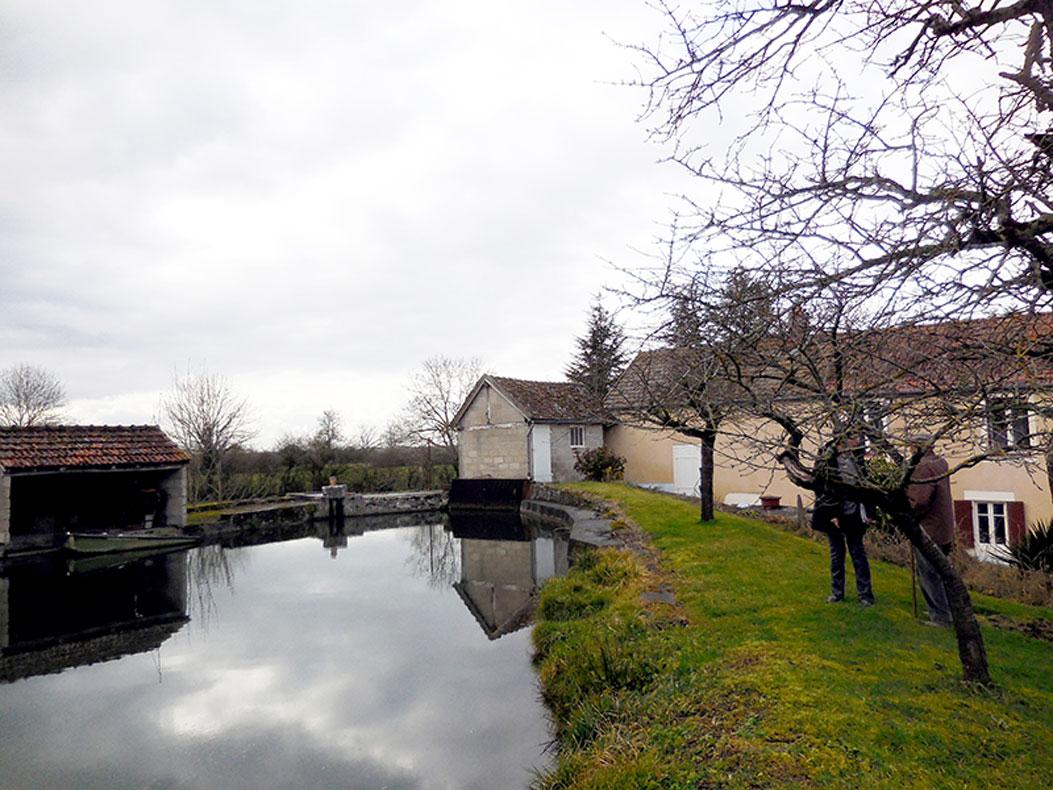 Moulin des Chaumettes