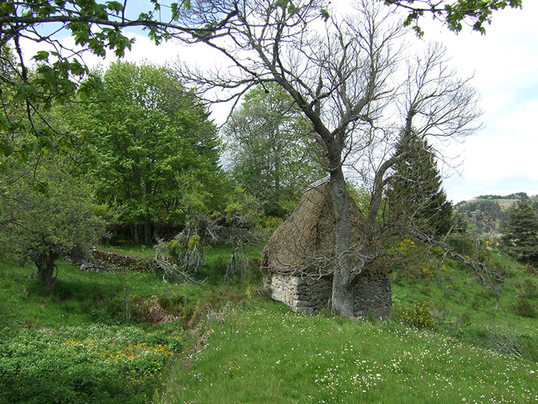 Moulin de la Cassonié - Ecluse du moulin - Photo DR.