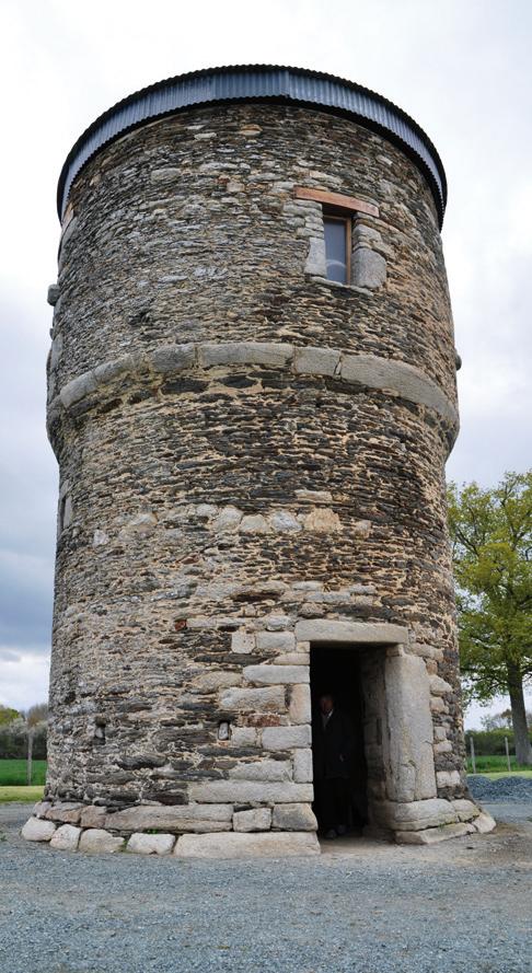 Moulin de Foucré - cliché Monqiue Yot.