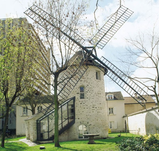 Moulin de Chantecoq