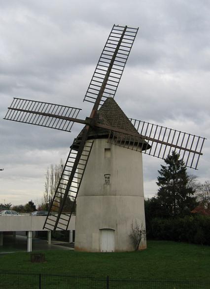 Moulin des Blancs Manteaux