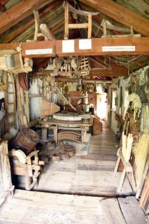 Interieur_du_moulin - Le Moulin de Villar d'Arène