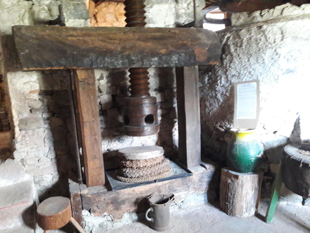 Moulin à huile de Rigaud