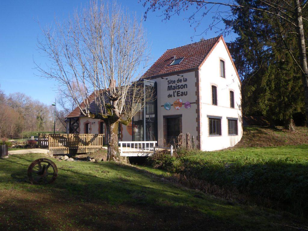 La Maison de l'eau – Le Moulin Gentil