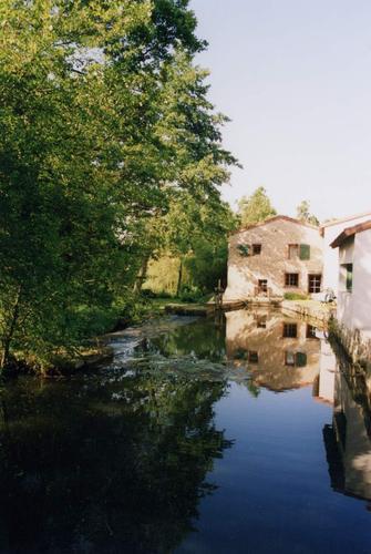 Moulin de Pont Pajaud