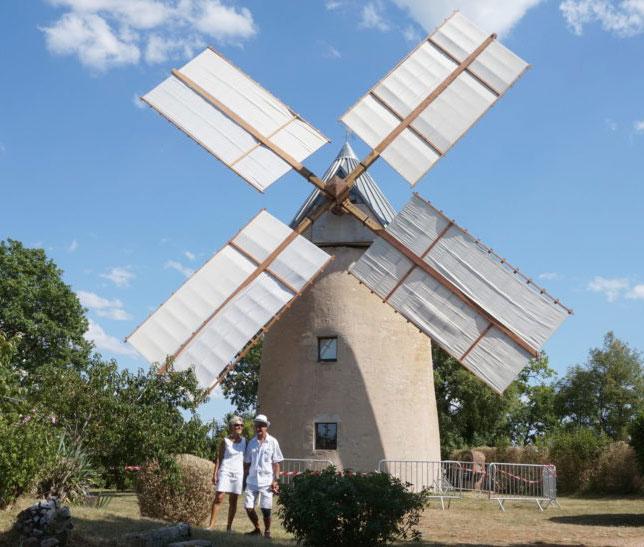 Moulin de Saint-Chels