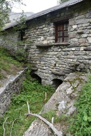 deversoirs - Le Moulin de Villar d'Arène