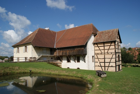 Moulin de Courtelevant