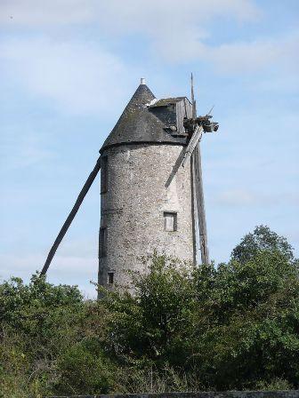 le Moulin de la Saulée
