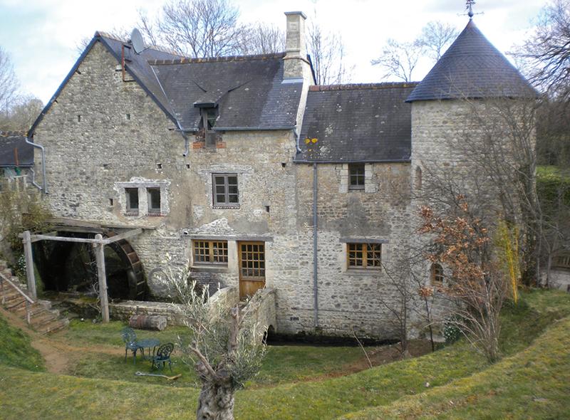 Moulin de la Bretonnière