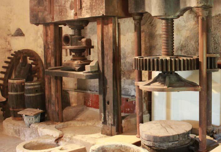 Les moulins de Saint-André-de-la-Roche