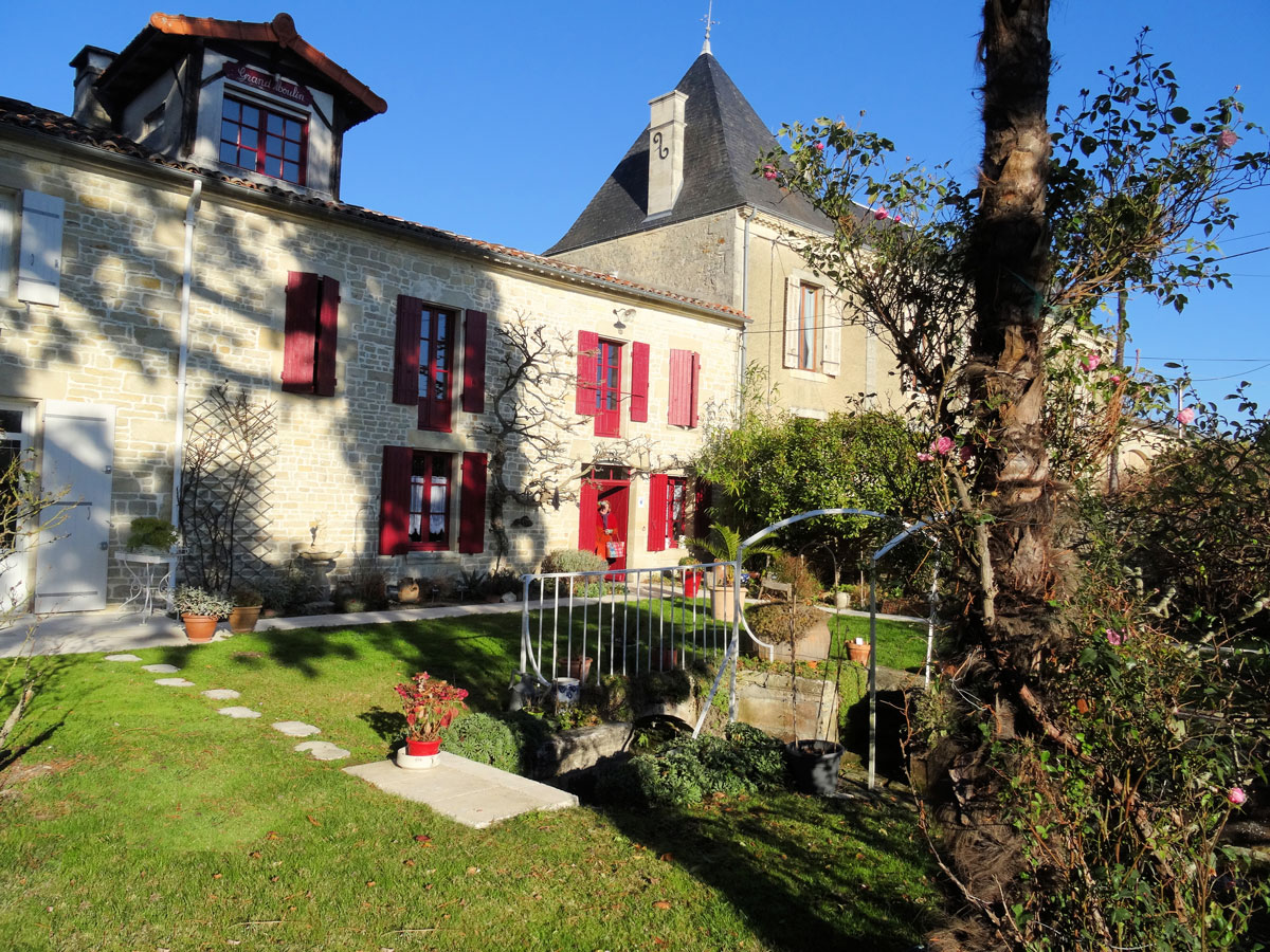 Moulin d'Aujac - Photo Pierre PERONNEAU et Jacques VOL