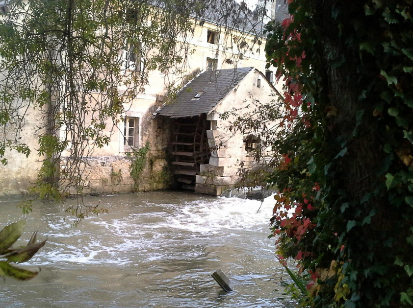 Moulin de l'Aumônier. photo www.tripadvisor.fr