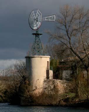 Puits éolienne de Bélarga