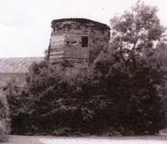 Moulin Bouly en Juin 2000, après une tempête