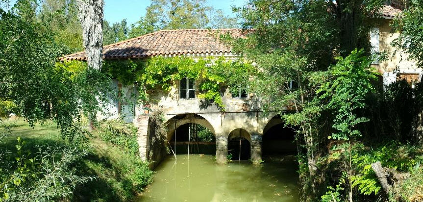 Moulin de Burs