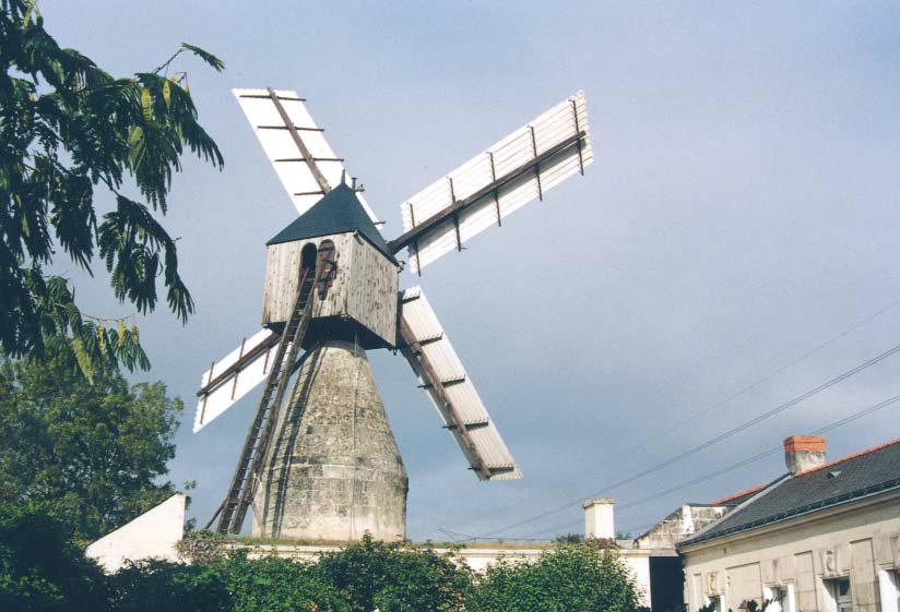 Moulin cavier du Champ-des-Îles