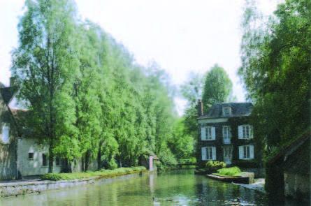 Moulin de l'Ile