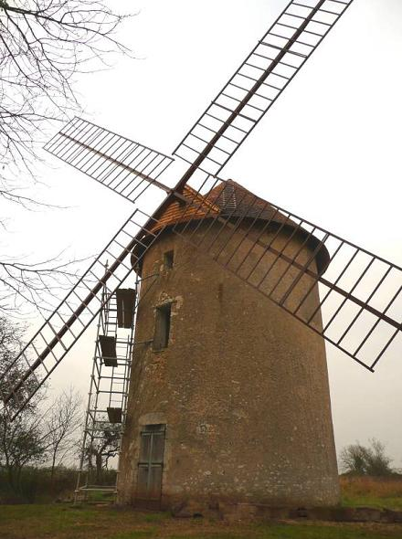 Moulin de Préalix