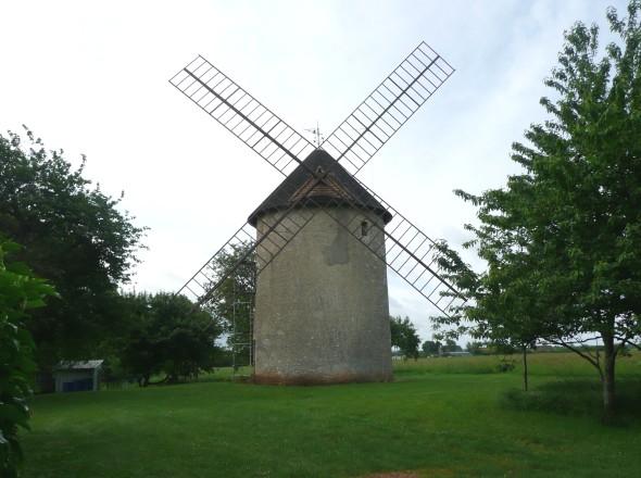 Moulin de Préalix photo www.geocaching.com