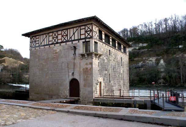 Moulin de Lustrac