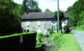 Le moulin de Lahitte