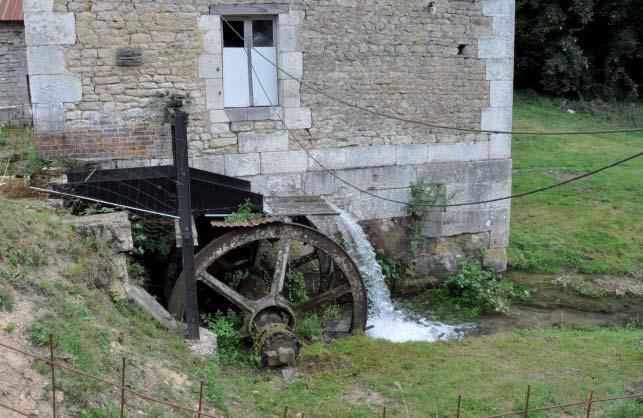 Moulin de Librecy. photo Association Le Moulin de Librecy