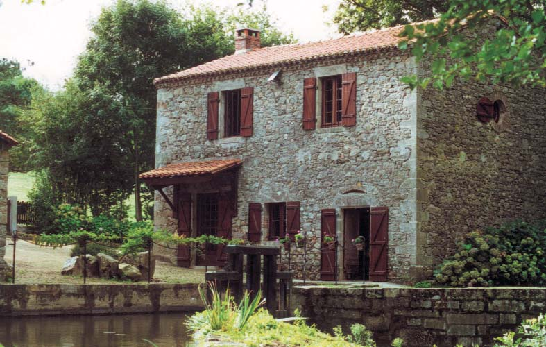 Moulin de la Vergne