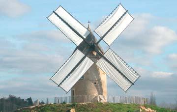 Moulin de la Martigne au Bournat, photo C. Girardeau