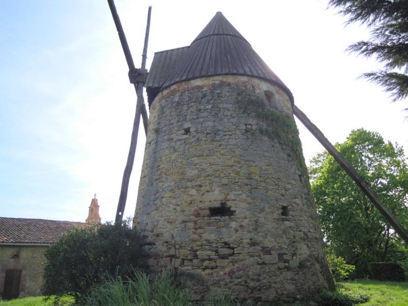 Moulins d'En Carretou - Photos Jean François Deletang - www.moulins-a-vent.net