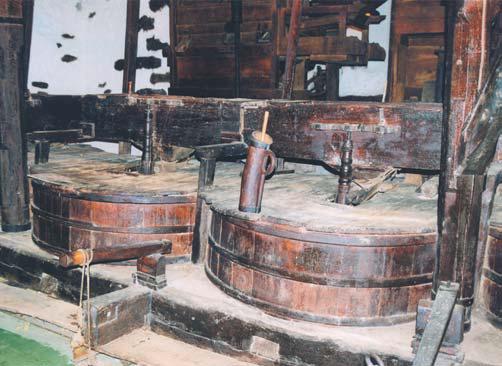 Vieux moulin de Massat