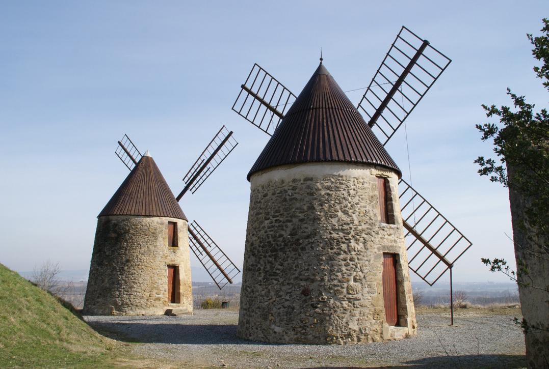 Moulins de Laffon